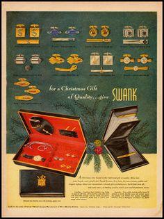 1953 Swank Men's Jewelry