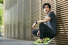 Yoo Seung Ho Runs His Way into Hearts as the New Face of Adidas Korea | A Koala's Playground