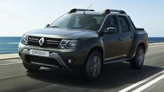 Dacia Duster pick-up: the campaign starts here - BBC Top Gear
