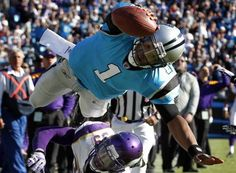 Cam Newton Carolina Panthers | Cam Newton, Andy Dalton lead surprising rookie class