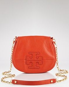 Tory Burch Crossbody - Stacked T Logo. Bloomingdale's. $325  Love this!