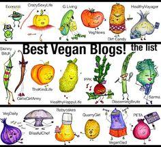 Best Vegan blog list www.theveganblog.ru - best vegan blog! :) #vegan