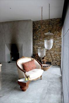 ⋙ Inspiration; home design, sitting room #DreamDigs #WinterFauna