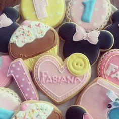 Toddler Minnie Cookies