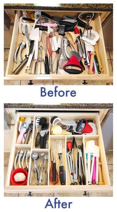 6 Clever DIY Drawer Dividers