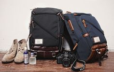 Noart Sweed Proper Backpacks - laptop pocket, useful pockets, protective structure stylish look.