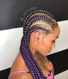 Braids Really Cool African Hairstyles Braided Hairstyles For Black Women Cornrows, Black Ponytail Hairstyles, African Braids Hairstyles, Weave Hairstyles, Girl Hairstyles, Lemonade Braids Hairstyles, Natural Hair Styles, Short Hair Styles, Beautiful Braids