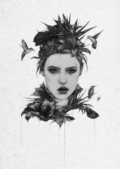 Ross McEwans artworks