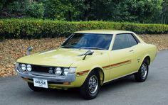 トヨタ博物館|トヨタ セリカ TA22型 / Toyota Celica Model TA22