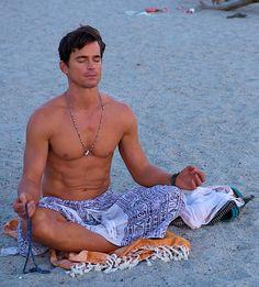 Everyone says he is very zen