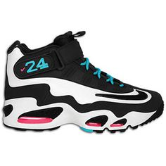 more photos 5a324 7b10f Nike Air Griffey Max 1 - Men s - Ken Griffey Jr. - White Black