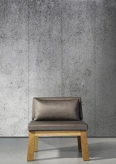 Betonbehang voor de minimalist   | roomed.nl
