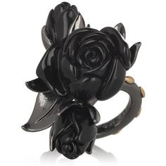 Marc by Marc Jacobs Boutonniere brass ring