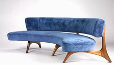 FLOATING CURVE SOFA by VLADIMIR KAGAN available at Haute Living