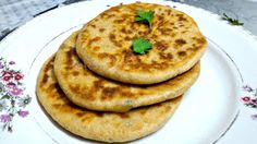 Amritsari Kulcha using Whole wheat flour Healthy Food Habits, Healthy Recipes, India Food, Whole Wheat Flour, Diet, Cooking, Breakfast, Ethnic Recipes, Blog