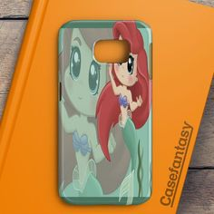 Disney Princess Ariel And Her Sisters The Little Mermaid Samsung Galaxy S6 Edge Plus Case | casefantasy