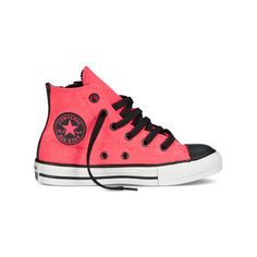 36215102b84e Converse - Chuck Taylor All Star Side Zip 4-12 Yr - Hi - Diva
