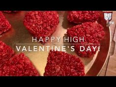 They say couples who get stoned together, stay together ;-)  For this year's Valentine's Day, gift your partner a yummy, sweet, high inducing Cannabis Rice Crispy Treat dessert. Be careful with dosing, as cannabis edibles are known to hit people differently. Indulge in a tiny piece at first, and resist the temptation to devour a whole heart. Wait an hour or two before consuming more, just in case the rice crispy treat sends you flying, and ruining your romantic mood ;-) Crispy Treats Recipe, Rice Crispy Treats, Cannabis Edibles, Romantic Mood, Just In Case, Raspberry, Valentines Day, Fruit, Couples