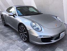 "Porsche 911 Carrera S Modelo 2012, Gris interior Cocoa, Rines 20"", Sport Chrono.  Conoce nuestro catálogo: www.europeos.com.mx  #autoseuropeos #porsche #911 #carreras #porsche911 #911s #911carrera #porsche911carrera #sportchrono #speed #power #perfection #topgear #petrolhead #instacar #luxurycars #autos #europeos #enventa #mexico http://unirazzi.com/ipost/1497936443535746523/?code=BTJvUJND2Xb"