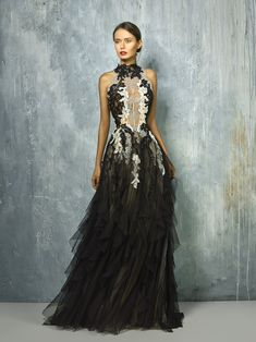 86c7010a9add Beside Couture by Gemy Maalouf Black Sleeveless Evening Gown BC 1278  Fabulous Dresses, Nice Dresses