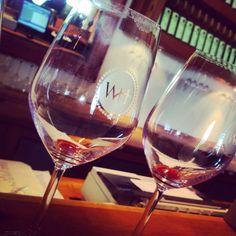 WH Wine Glasses