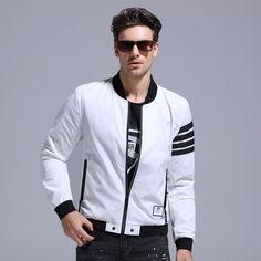 Sporty Jacket #MensFashionSporty #MensFashionFall