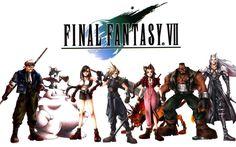 Final Fantasy VII!