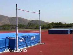 High Jump drills