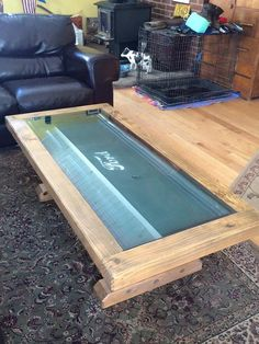 70s Ford Tailgate Bench with Bumper and Leaf by TailgateGuy