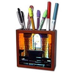 A fountain at the Temple in St. George with Mama written in water Tile Pen Holder Buy Tile, Desk Clock, Light Switch Covers, Pen Holders, Buy Pen, Diffuser, Fountain, Columns, Temple