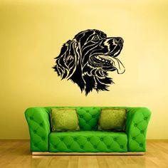 Wall Vinyl Sticker Decals Decor Art Bedroom Design Irish Setter Dog Head Animal (Z2470) StickersForLife http://www.amazon.com/dp/B00JJI64ZO/ref=cm_sw_r_pi_dp_8GNfvb07NF0YH