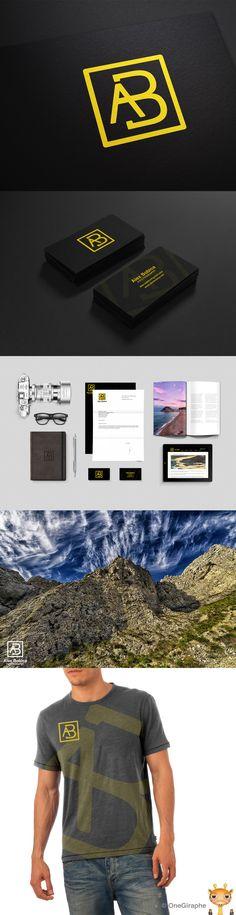 #photography #branding #brand #brandidentity #identity #logo #behance #logopond #brandstack #stocklogos #portfolio #professional #black #yellow