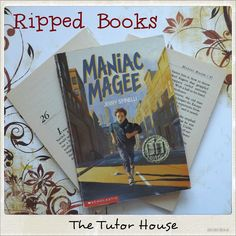 Ripped books