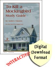 Progeny Press:  Lit. study guides with ebook/fillable formats