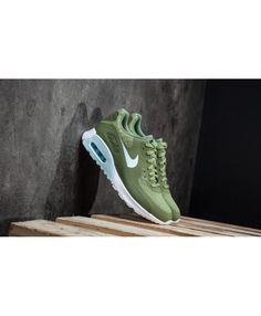 cheaper 327a4 f119a Women s Nike Air Max 90 Ultra 2.0 Palm Green White Black Glacier Blue