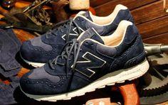 INVINCIBLE × NEW BALANCE 1400 BROGUE #sneaker