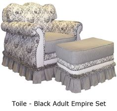 toile furniture   Toile chair
