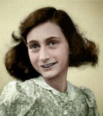Anne Frank May 1942 - 2 Redone by Charlieee23.deviantart.com on @deviantART