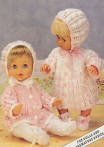 Free Doll Clothes Sewing Pattern Beanie for 18 Inch