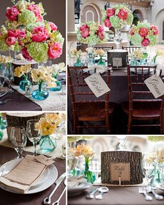 couture event table lighting   Weddings : How to Set the Wedding Scene