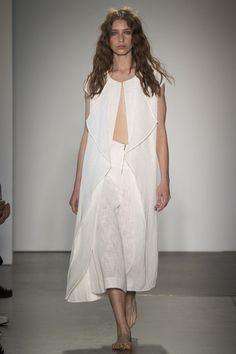 Zero + Maria Cornejo - Spring 2017 Ready-to-Wear