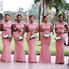 Mermaid Bridesmaid Dresses, African Bridesmaid Dresses, Plus Wedding Dresses, Lavender Bridesmaid Dresses, African Wear Dresses, Latest African Fashion Dresses, Looks Style, Formal Prom, Long Prom Dresses