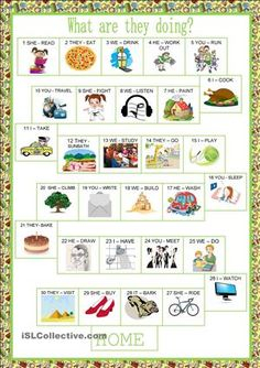 The series board games should be a funny, playful way to practice vocabulary and grammar orally. The instructions for the teachers are included.If you like this game, you can find more board games here:https://en.islcollective.com/mypage/my-creations?search_key=Board+games&type=printables&option=published&id=5163&grammar=&vocabulary=&materials=&levels=&studentTypes=&skills=&languageEx...