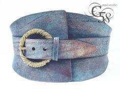Vintage Double Wrap Corset by seville
