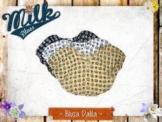 Blusa Dalila