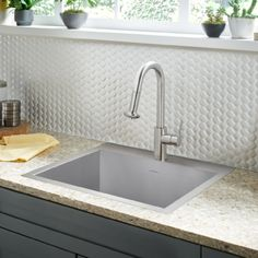 View Memphis 25x22 Kitchen Sink Kit Alternate View · American  StandardKitchen SinksMemphisKitchen ...