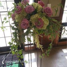 9/4/15 Haley & David Waterville Wedding Sneak Peek!   Beautiful Blooms By Jen