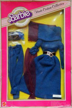 Barbie Haute Couture #5843 (1982) (European exclusive)
