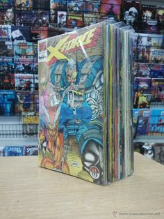 X-FORCE VOL 1 COLECCION COMPLETA (42 NUMEROS + 2 ESPECIALES) $40