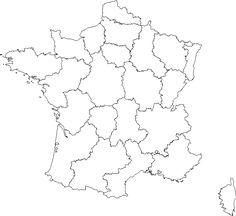 10 Idees De Fond De Cartes De France Carte De France Fond De Carte Carte France Vierge
